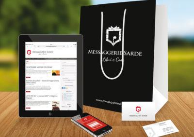 Prometeodesign - Messaggerie Sarde - Shopper