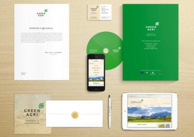 Prometeodesign - Green Agri - Coordinato