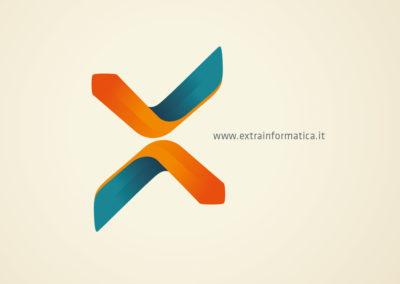 Prometeodesign - Extra Informatica - Logo