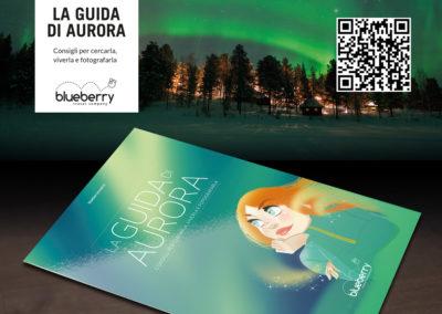 Prometeodesign - BlueBerry Travel - Guida Aurora Boreale