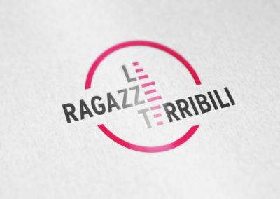 Prometeodesign - Le Ragazze Terribili - Logo